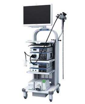 診断を支えるハイビジョン内視鏡システム